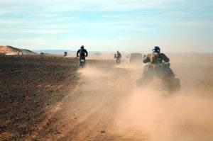 marrakech désert quad