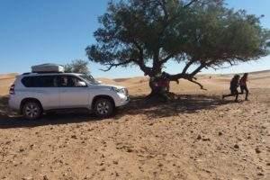 excursion désert Maroc 4X4