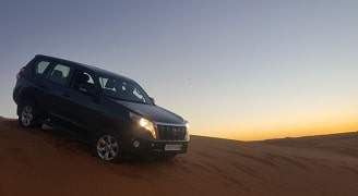 excursion desert merzouga 4X4