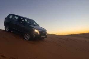 excursion maroc 4X4