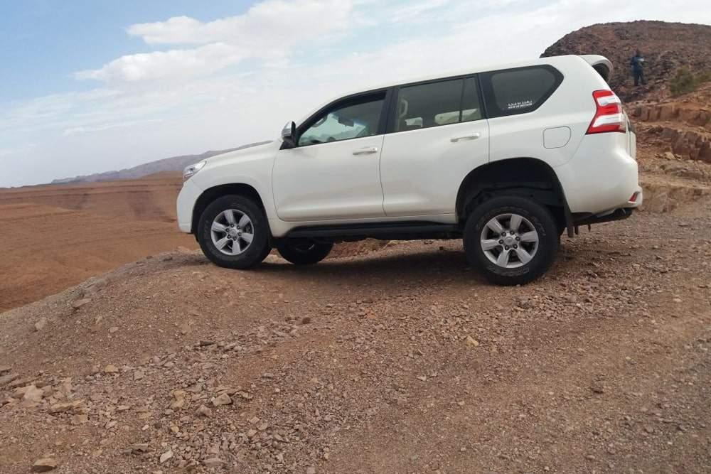 excursion désert 4X4 maroc