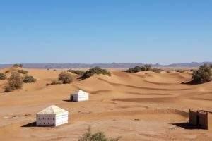 bivouac sahara maroc