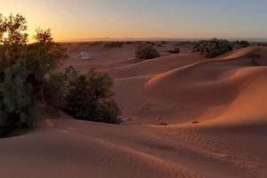 randonnée desert maroc