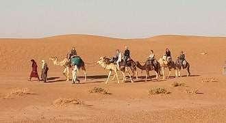 circuit désert Maroc