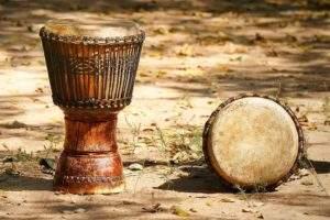 percussions africaines bivouac Maroc