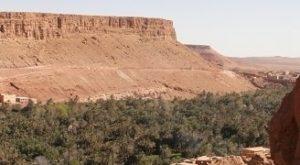 Ouarzazate desert excursion