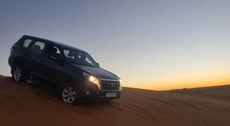 Merzouga desert tour 4X4