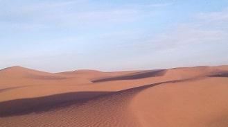 Marrakech to Erg Chegaga tour
