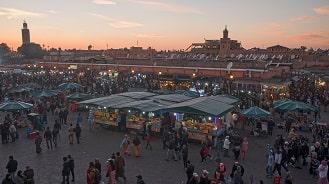 Weekend Agafay desert Marrakech