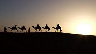 Nuit désert Zagora