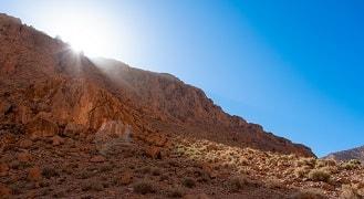 Ouarzazate to Dades Gorges