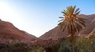 Excursion Ouarzazate Gorges de Toudra