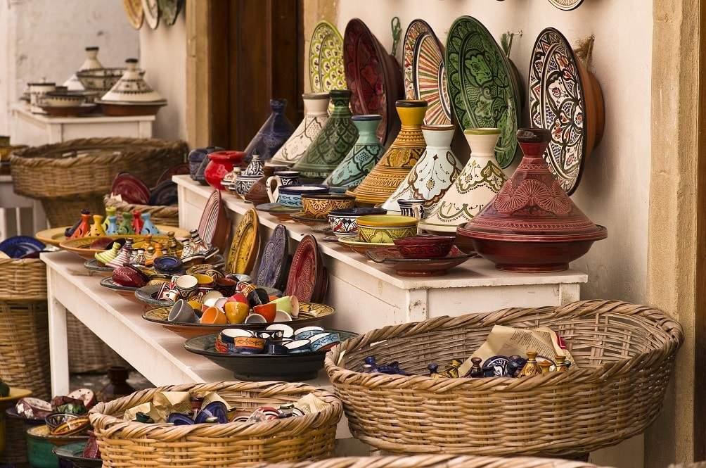 Excursion Maroc souk