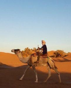 nomades Sahara Maroc