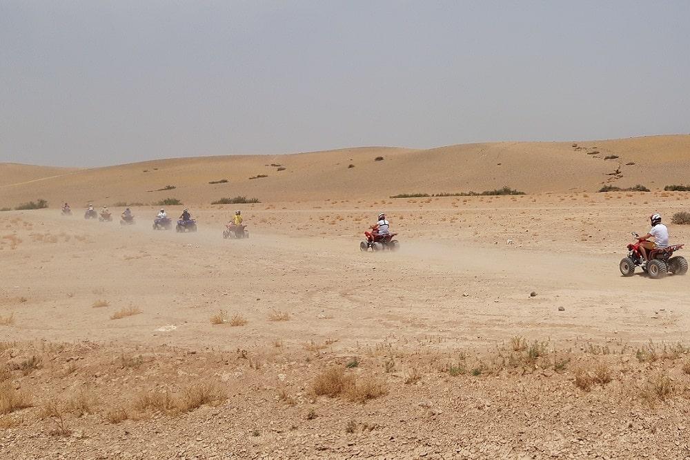 quad agafay
